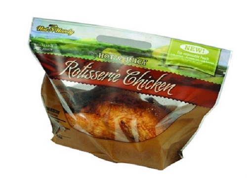 Roast Chicken Bag
