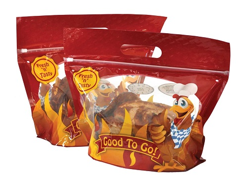 Hot Chicken Bag